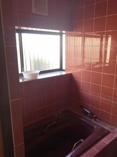 ビフォー_浴室